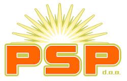 Strojne instalacije PSP Logo